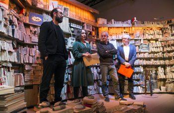 L'Institut Valencià de Cultura i Teatre Escalante presenten 'Biblioteca de sons i sorolls'