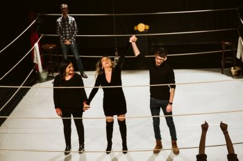 Borja López ganó el Torneo de Dramaturgia