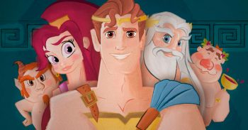Hércules: el musical de los dioses